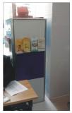 建行灯箱 广告灯箱 移动展柜礼品柜 设计制作