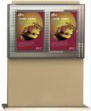 中国银行广告爱博体育手机APP 中行爱博体育手机APP 落地式电视媒体宣传栏