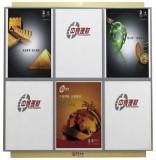 中国银行广告爱博体育手机APP 中行爱博体育手机APP 柜台背景广告宣传栏