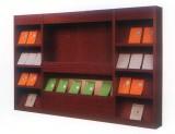 中国银行系统家具 中行系统家具 营销展示柜