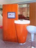 中国银行系统家具 中行系统家具 自助上网台
